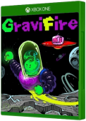 GraviFire Xbox One Cover Art