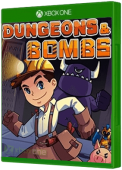 Dungeons & Bombs Xbox One Cover Art