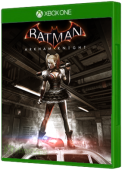 Batman: Arkham Knight Harley Quinn Story Pack Xbox One Cover Art