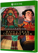 Civilization VI: Maya & Gran Colombia Pack Xbox One Cover Art