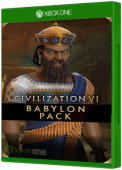 Civilization VI: Babylon Pack Xbox One Cover Art