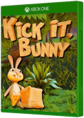 Kick it, Bunny! Xbox One Cover Art