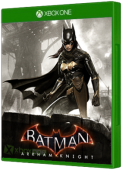 Batman: Arkham Knight Batgirl: A Matter of Family Xbox One Cover Art