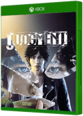 Judgment Xbox One Cover Art
