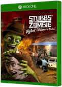 Stubbs the Zombie in Rebel Without a Pulse Xbox One Cover Art