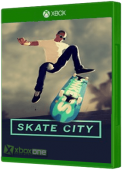 Skate City Xbox One Cover Art