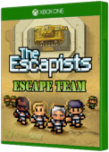The Escapists Escape Team Xbox One Cover Art