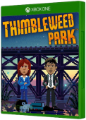 Thimbleweed Park Xbox One Cover Art