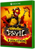 Doodle Devil: 3volution Xbox One Cover Art