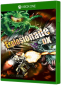 Explosionade DX Xbox One Cover Art