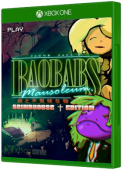 Baobabs Mausoleum Grindhouse Edition Xbox One Cover Art