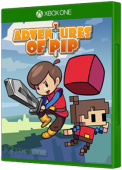 Adventures Of Pip Xbox One Cover Art