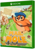 Mail Mole Xbox One Cover Art