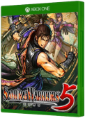 SAMURAI WARRIORS 5 Xbox One Cover Art