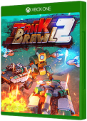 Tank Brawl 2: Armor Fury Xbox One Cover Art