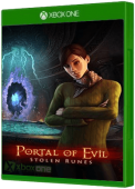 Portal of Evil: Stolen Runes Xbox One Cover Art