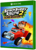 Beach Buggy Racing 2: Island Adventure Xbox One Cover Art