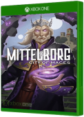 Mittelborg: City of Mages Xbox One Cover Art