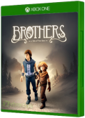 Brothers: A Tale of Two Sons Xbox One Cover Art