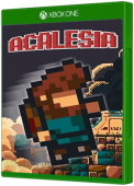 Acalesia Xbox One Cover Art