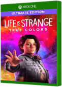 Life is Strange: True Colors Xbox One Cover Art