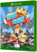 Epic Chef Xbox One Cover Art