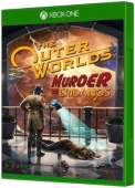 The Outer Worlds: Murder On Eridanos Xbox One Cover Art