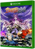 Battle Axe Xbox One Cover Art