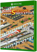 Train Station Simulator Xbox One Cover Art