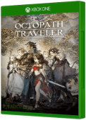 Octopath Traveler Xbox One Cover Art
