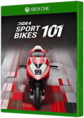 RIDE 4 - Sportbikes 101 Xbox One Cover Art