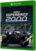 RIDE 4 - Superbikes 2000 Xbox One Cover Art