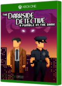 The Darkside Detective: Fumble in the Dark Xbox One Cover Art