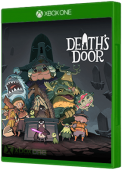 Death's Door Xbox One Cover Art