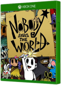 Nobody Saves The World  Xbox One Cover Art