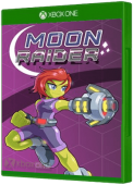Moon Raider Xbox One Cover Art