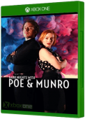 Dark Nights with Poe and Munro Xbox One Cover Art
