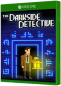 The Darkside Detective Xbox One Cover Art