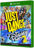 Just Dance: Disney Party 2 Xbox One Cover Art