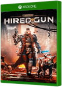 Necromunda: Hired Gun Xbox One Cover Art