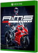 RiMs Racing Xbox One Cover Art