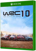 WRC 10 Xbox One Cover Art