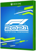 F1 2021 Xbox One Cover Art