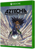 Aztech Forgotten Gods Xbox One Cover Art