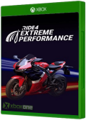 RIDE 4 - Extreme Performance Xbox One Cover Art