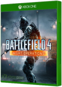 Battlefield 4: Night Operations Xbox One Cover Art