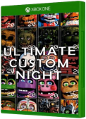 Ultimate Custom Night Xbox One Cover Art