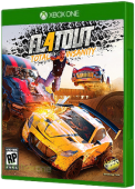 FlatOut 4: Total Insanity video game, Xbox One, xone