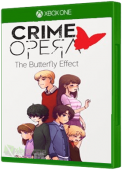 Crime Opera: The Butterfly Effect Xbox One Cover Art