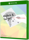 Before I Forget Xbox One Cover Art